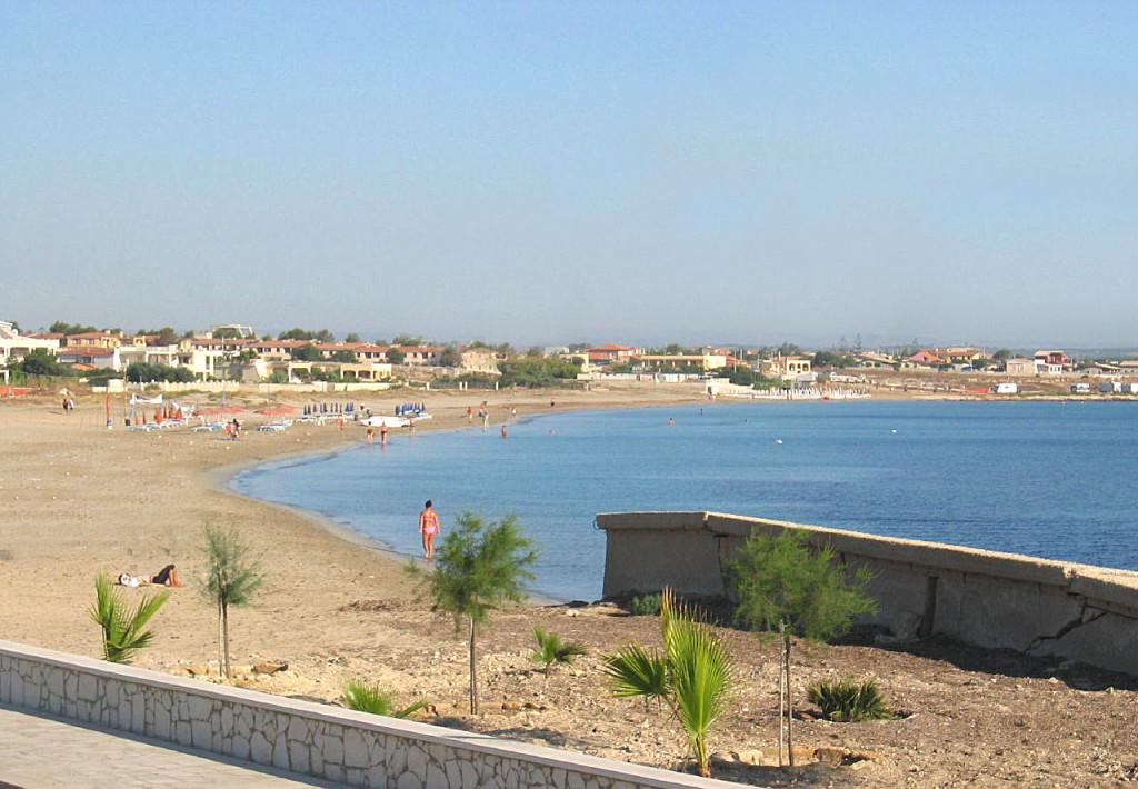 marzamemi spiagge - Spinazza
