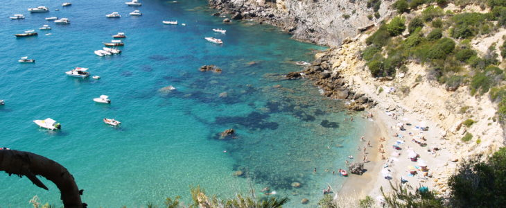La spiaggia più bella dell'Argentario… Cala del Gesso!