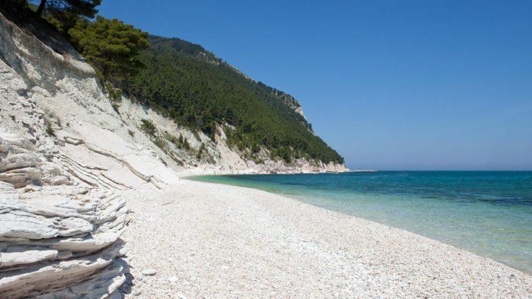 Cartina Conero Marche.Le Tre Spiagge Piu Belle Del Conero Riserva Vendicari