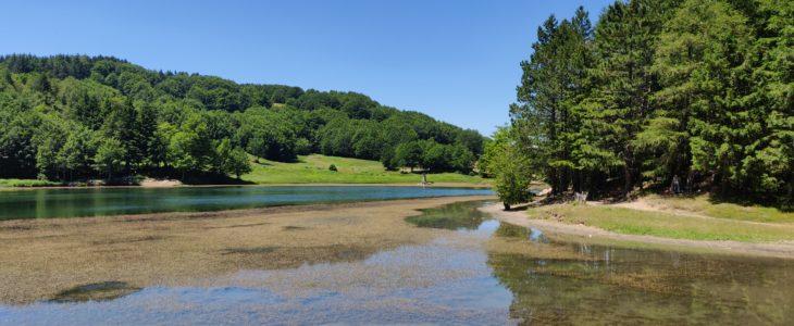 Fuga fuori porta sull'Appennino Tosco-Emiliano: Lago di Calamone