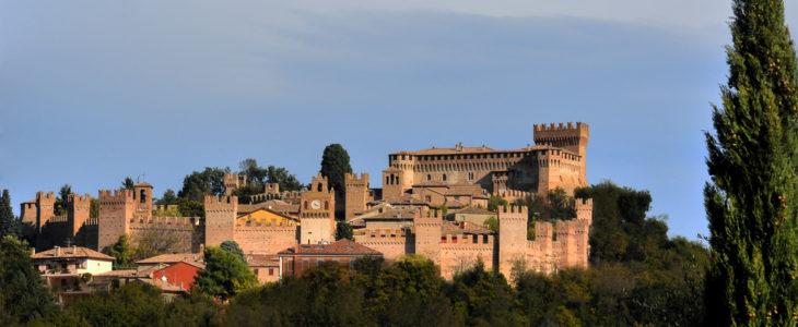 Gradara: uno dei borghi romantici d'Italia!