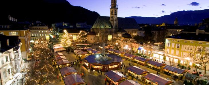 La magia del Natale: I Mercatini di Trento e Bolzano