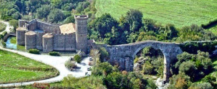 Parco di Vulci e Terme: un'oasi in Maremma