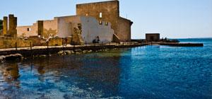 Spiaggia Vendicari -Tonnara e Torre Sveva